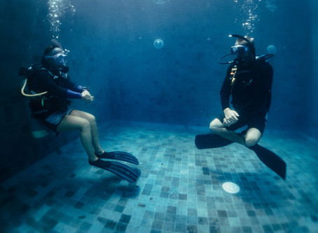 How to learn how to scuba dive