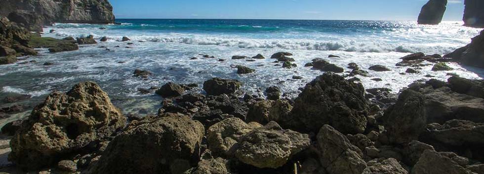 Penida beach