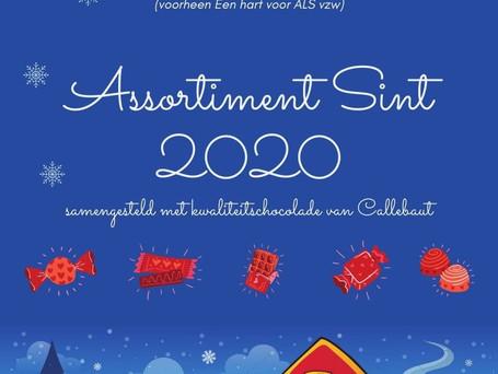 Bestel nu uw Sinterklaaschocolade en steun het goede doel!