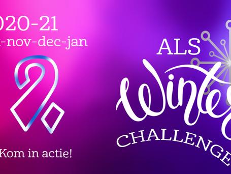 ALS Winter Challenge, kom in actie tijdens de warmste periode van het jaar!