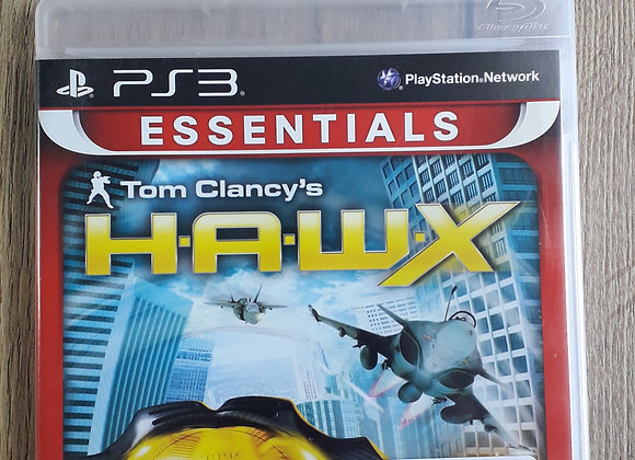tom clancy's h-a-w-x