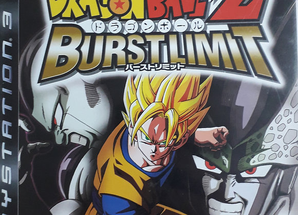 DBZ burstlimit