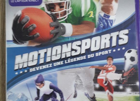Motion sports