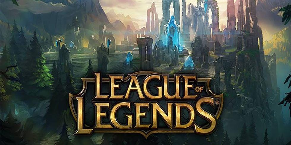 Tournoi League Of Legend