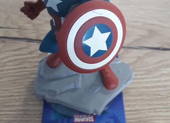figurine captaine america infinity