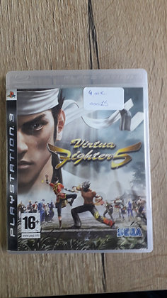 virtual fighter 5