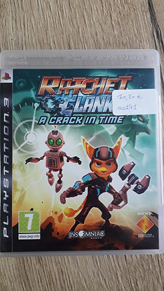 ratchet et clank a crack in time