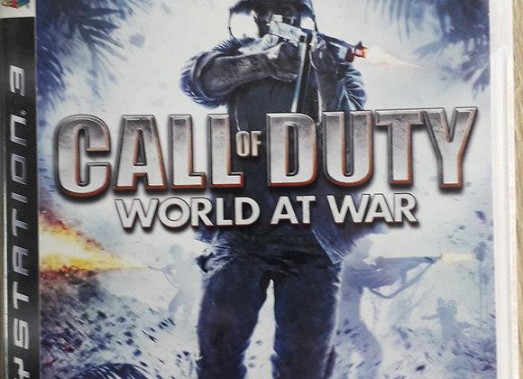 COD world at war