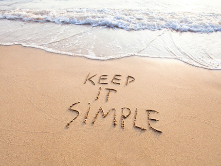 Keep Your Story Simple!