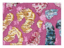 Patterns pour tissus avec PINAR&VIOLA  pour la collection SS16 de  KOCHÉ