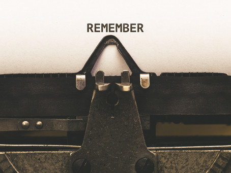 Remember Where You've BEEN