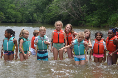Canoeing on the Chestatee