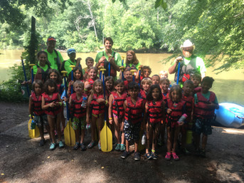 Chestatee River day