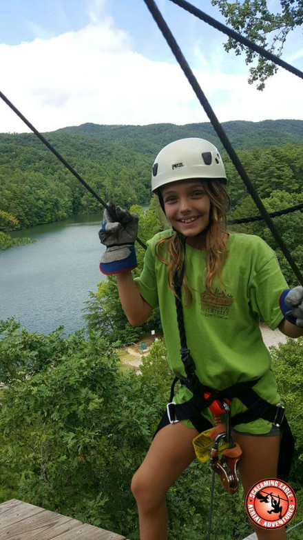 Unicoi Aerial Adventure Park