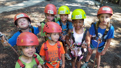 Treetop Quest obstacle course