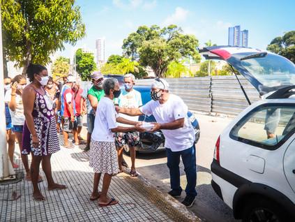 Pessoas em situação de rua:OS INVISIVEIS