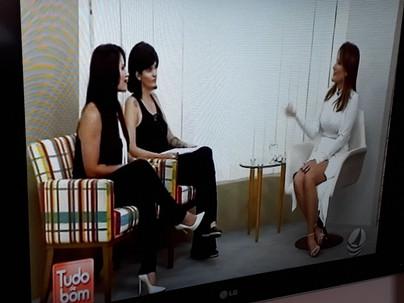 MATÉRIA TV PONTA NEGRA:PROJETO MEU ARCO ÍRIS
