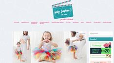 Matéria sobre o Projeto Meu Arco Iris no site BABY SAUDAVEL