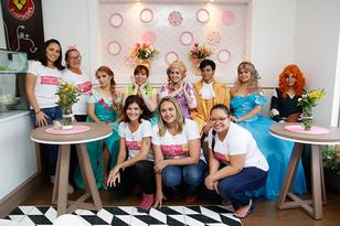 Segunda edição Chá com as Princesas