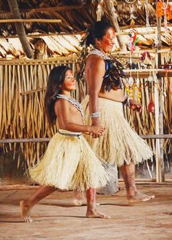 Tribo Tatuyo - amazonas brasil