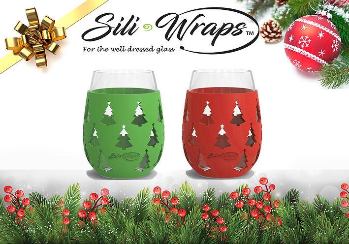 Holiay Sili-Wraps