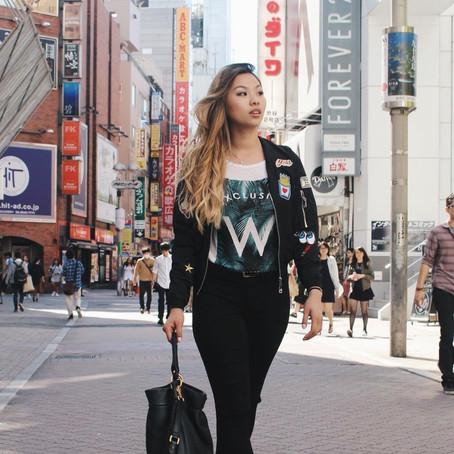Strolling Shibuya