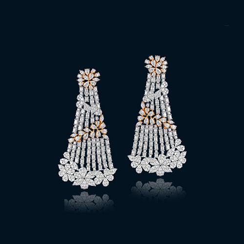 Diamond earrings7