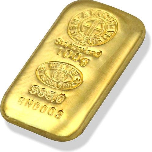 24KT Gold Bar 50, 100 gram