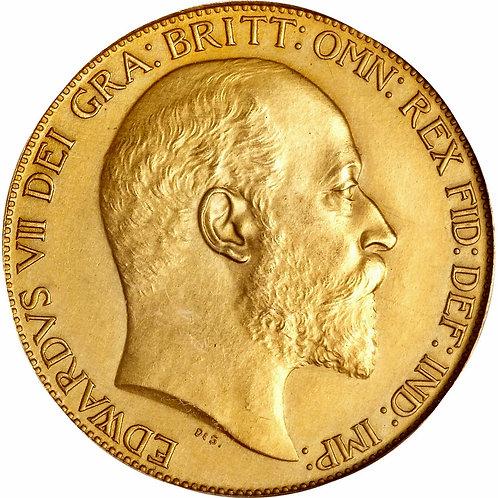 91.6 22kt Gold coin 8 gram