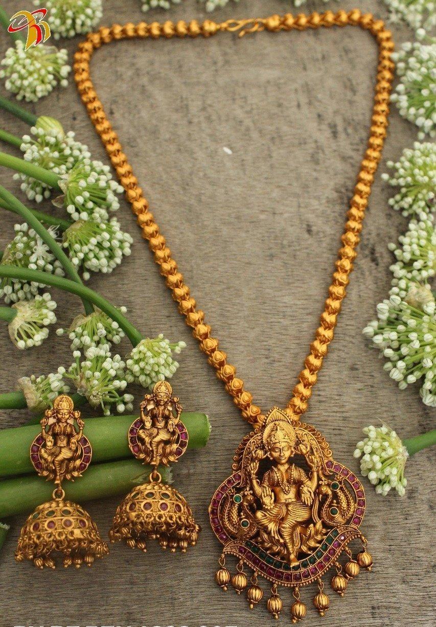 Temple Jewellery