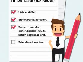 Wie sinnvoll ist eine To-Do-Liste?