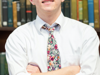 Meeting Tim Gress, a Religious Studies Major