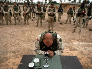 Religion in the Military: Diversity, Diversion and Deities