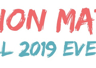 Fall 2019 Religion Matters Events!