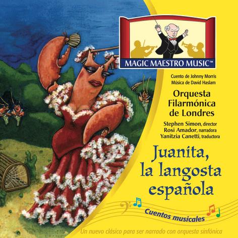 Juanita, la langosta española