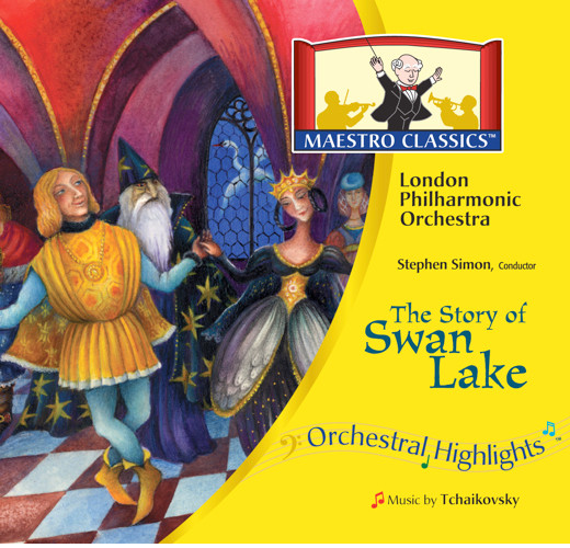 Swan Lake Orchestral Highlights