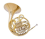 Peter and the Wolf french horn the wolf's theme
