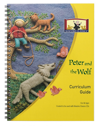 Peter and the Wolf Curriculum Guide
