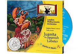 Juanita the Spanish Lobster CD