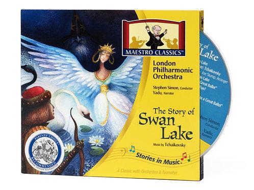 The Story of Swan Lake CD