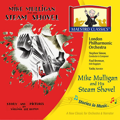 Mike Mulligan and His Steam Shovel MP3