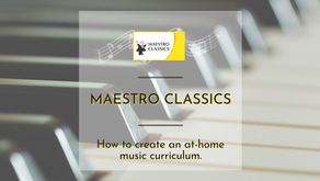 How to Create an At-Home Music Curriculum