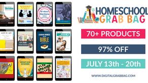 Homeschool Digital Grab Bag