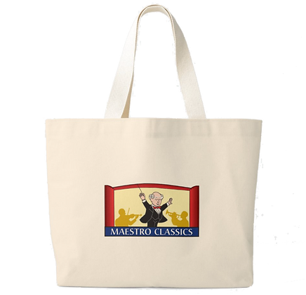 Maestro Classics Tote Bag