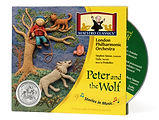 Peter and the Wolf CD/MP3