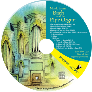 Music from Bach and the Pipe Organ