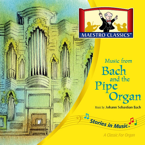 Gift Music from Bach and the Pipe Organ MP3