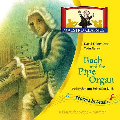 Bach and the Pipe Organ MP3