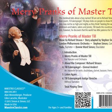 Merry Pranks of Master Till