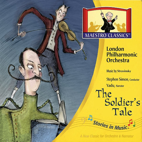 Gift The Soldier's Tale MP3